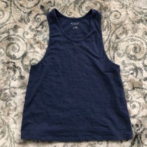 Mile(s) by madewell tank